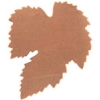Metal Blank 24ga Copper Leaf 40mm No Hole
